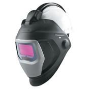 3M Speedglas 9100 Series Helmets, Quick Release, 8-13; Shade 5, Black, 1/EA, #7100200480