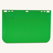 Anchor Products Visors, Light Green, 8 in, 100/PK, #8041ULG