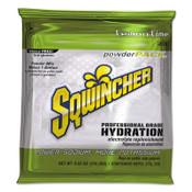 Sqwincher Powder Packs, Lemon-Lime, 9.53 oz, Pack Yields 1 gal, 80/CA, #159016008