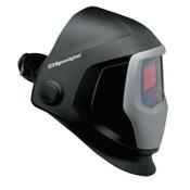 3M Speedglas 9100 Series, 8-13; Shade 5, Black/Silver, w/side windows, 3.70 x 1.80, 1/EA, #7010296623