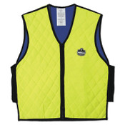 Ergodyne CHILL-ITS 6665 EVAPORATIVE COOLING VEST 2XL LIME, 6/CA, #12536