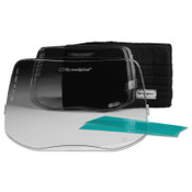 3M Speedglas 9100 Series Starter Kits, Clear, V-Size, Black Sweatband, 1/EA, #7010341130