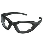 3M Maxim Safety Goggle 2x2, Clr Anti-Fog Lens, Blk Frame, Side Venting, 10/CA, #7000127567