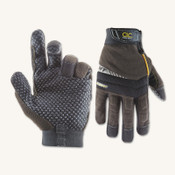 CLC Custom Leather Craft Boxer Gloves, Black, Medium, 2/PK, #135M