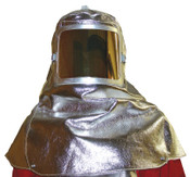 Stanco Aluminized Fabric Hoods, Aluminized Kevlar, 1/EA, #AK710