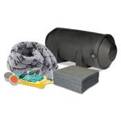 Brady Poly-Edge Mountable Spill Kits, Universal, 15 in x 19 in, 1/KT, #SKATRK