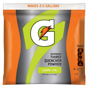 Gatorade Instant Powder, Lemon-Lime, 21 oz, Pack, 32/CA, #3969