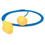 3M E-A-R Ultrafit Earplugs VP340-4004, Polyurethane, Yellow, Corded, 500/CA, #7000127255