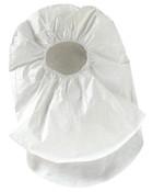 3M Tyvek Shrouds, Tyvek, White, 5/CA, #7000126022
