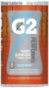 Gatorade G2 Powder Packets, Glacier Freeze, 0.52 oz, Packet, 1/CA, #13160