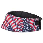 Honeywell Temperature Extreme: Supercool with Cooling Neckwrap, Stars and Stripes, 12/BX, #FMSSN1