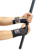 Allegro LARGE DUAL-FLEX WRIST SUPPORT BLACK, 1/EA, #721203
