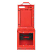 MASTER LOCK Lockout Station, Unfilled, General Lockout/Tagout, 31 in x 12-1/8 in, 1/EA, #S3500