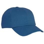 Honeywell Homerun Baseball Style Bump Caps, Back Strap, Blue, 1/EA, #SBC2BE