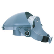 Honeywell High Performance Faceshield Headgears, 7 in Crown, 3C Ratchet, Bulk Pack, 1/EA, #F500BP