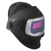 3M Speedglas 9100 FX Welding Helmets, Black, 8 x 4 1/4, 1/EA, #7100053694