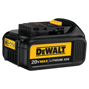 DeWalt Battery Packs, 3 A-h, 20 V, 1/EA, #DCB200