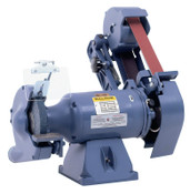Baldor Electric Industrial Abrasive Belt Grinder-Three Position Tiltable, 1/EA, #248181TD