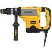 DeWalt SDS MAX Combination Hammer, 1-3/4 in, Corded, 1/EA, #D25604K