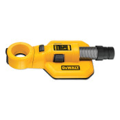 DeWalt Large Hammer Dust Extraction - Hole Cleaning, 1/EA, #DWH050K