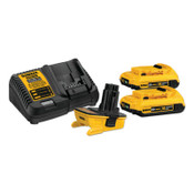 DeWalt Battery Adapter for Li-Ion 20V, 1/EA, #DCA2203C