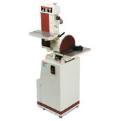 "JPW Industries J-4200A 6"" x 48"" Industrial Combination Belt and Disc Finishing Machine 115V 1Ph, 1/EA, #414551"