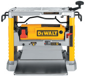 "DeWalt HEAVY DUTY 12-1/2"" THICKNESS PLANER W/3 KNIFE CU, 1/EA, #DW734"