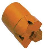 Ingersoll Rand H Thread-Carbide Bits, 2 1/2 in, 1/EA, #51293017