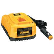 DeWalt One-Hour Vehicle Battery Charger for 7.2V-18V NiCd/NiMH/Li-Ion Batteries, 1/EA, #DC9319