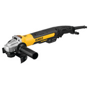 DeWalt Brushless T27/T29 Small Angle Grinder, 5 in/6 in dia, 13 A, 9,000 RPM, Trigger, 1/EA, #DWE43265N