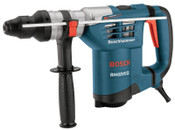 Bosch Tool Corporation SDS-plus Rotary Hammers, 1 1/4 in Drive, D-Handle, 1/EA, #RH432VCQ