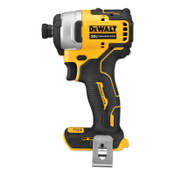 DeWalt Atomic Compact Series 20V MAX* Brushless 1/4 in Impact Driver, 1/EA, #DCF809B