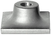 Bosch Tool Corporation Hex Drive Hammer Steels, 1 1/8 in x 8 in, 1/EA, #HS2125