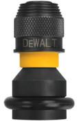 DeWalt Impact Ready Anvil Adaptors, 1/2 in (Square); 1/4 in (Hex Rapid Load), 10/EA, #DW2298