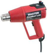 Master Appliance Proheat LCD Dial-In Heat Guns, Switch (3 Pos-Off/On/Heat), 1,000 °F/540 °C, 11 A, 1/EA, #PH1400
