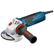 Bosch Tool Corporation Small Angle Grinders, 5 in D, 13A, 11500rpm, 1/EA, #GWS1350VS