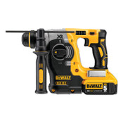 Stanley Products XR Brushless SDS Plus Rotary Hammer Kits, 1 in Drive, 1,100 rpm, 20 V, 1/EA, #DCH273P2