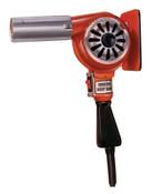 Master Appliance Heat Gun, 120 V, 1400°F Max Temp, 2.22 kW, NEMA 5-20P, HG Series, 1/EA, #HG801D01