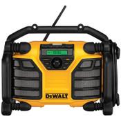 DeWalt 12V/20V MAX* Worksite Charger Radios, 1/EA, #DCR015