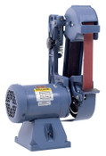 Baldor Electric Stationary Abrasive Belt Grinder, 1/EA, #2048151D
