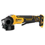 DeWalt Angle Grinders, 4 1/2 in Dia, 9,000 rpm, Paddle Switch, 1/EA, #DCG413B