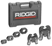 Ridge Tool Company ProPress Rings, C1 Kit, Compact Tools, 1/2 in - 1 1/4 in, 1/EA, #28043