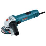 Bosch Tool Corporation GWS8-45 Angle Grinder, 4 1/2 in Dia, 7.5A, 11000 rpm, 1/EA, #GWS845