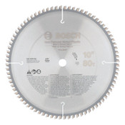 "Bosch Tool Corporation Professional Series Metal Cutting Circular Saw Blades/Non-Ferrous Metal, 10"", 1/EA, #PRO1080NFB"