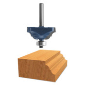 "Bosch Tool Corporation 1-1/2"" C.T. CLASSICAL ROUTER BIT BALL BEARIN, 1/EA, #85581M"