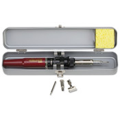 Master Appliance Ultratorches, Steel Case;Open End Wrench;Ejector;Ultratip/Soldering/Hot Air Tips, 1/EA, #UT100SIK