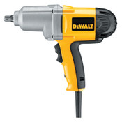 DeWalt Heavy Duty Corded Impact Wrenches, 1/2 in  Drive, Detent Pin, 345 ftlb, 1/EA, #DW292