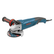 Bosch Tool Corporation Rat Tail Grinders, 5 in Dia, 9.5 A, 11,000 rpm, Trigger; Lock-On/Off Switch, 1/EA, #1821D