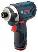 Bosch Tool Corporation 12.0 MAX IMPACT DRIVER, 1/EA, #PS412A
