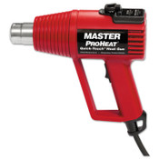MASTER APPLIANCE Proheat 1000 Quick-Touch Heat Guns, 540C, 11 A, 1004 °F Operating Temp, 1/EA, #PH1000